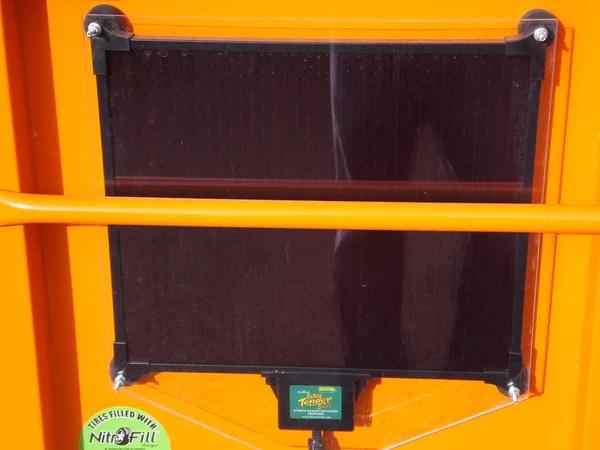 Solar Charger With Builtin Controller, 5Watt  Dump Trailer Kit – wwwOrderTrailerParts