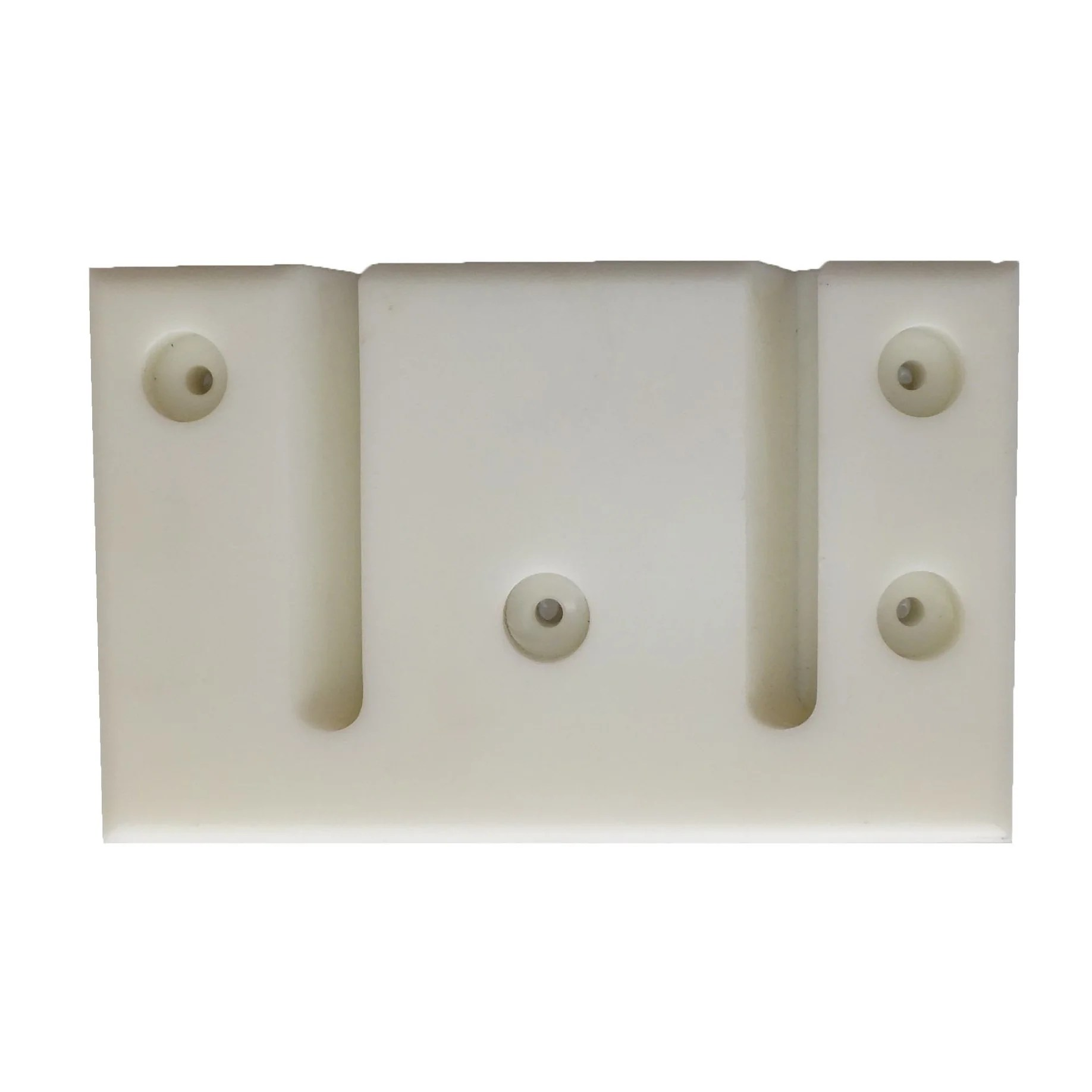 small resolution of divider slam latch catch plate fits some circle j horse trailers