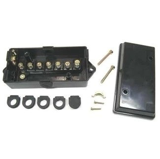 7 way rv plug wiring diagram for car amplifier and subwoofer trailer junction box – www.ordertrailerparts.com
