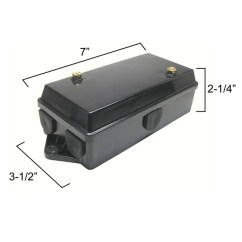 6 Way Trailer Plug To 7 Wiring Diagram 1991 Jeep Cherokee Headlight Junction Box – Www.ordertrailerparts.com
