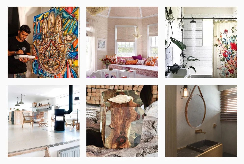 Our 5 Favorite Instagram Hashtags For Interior Design Inspiration