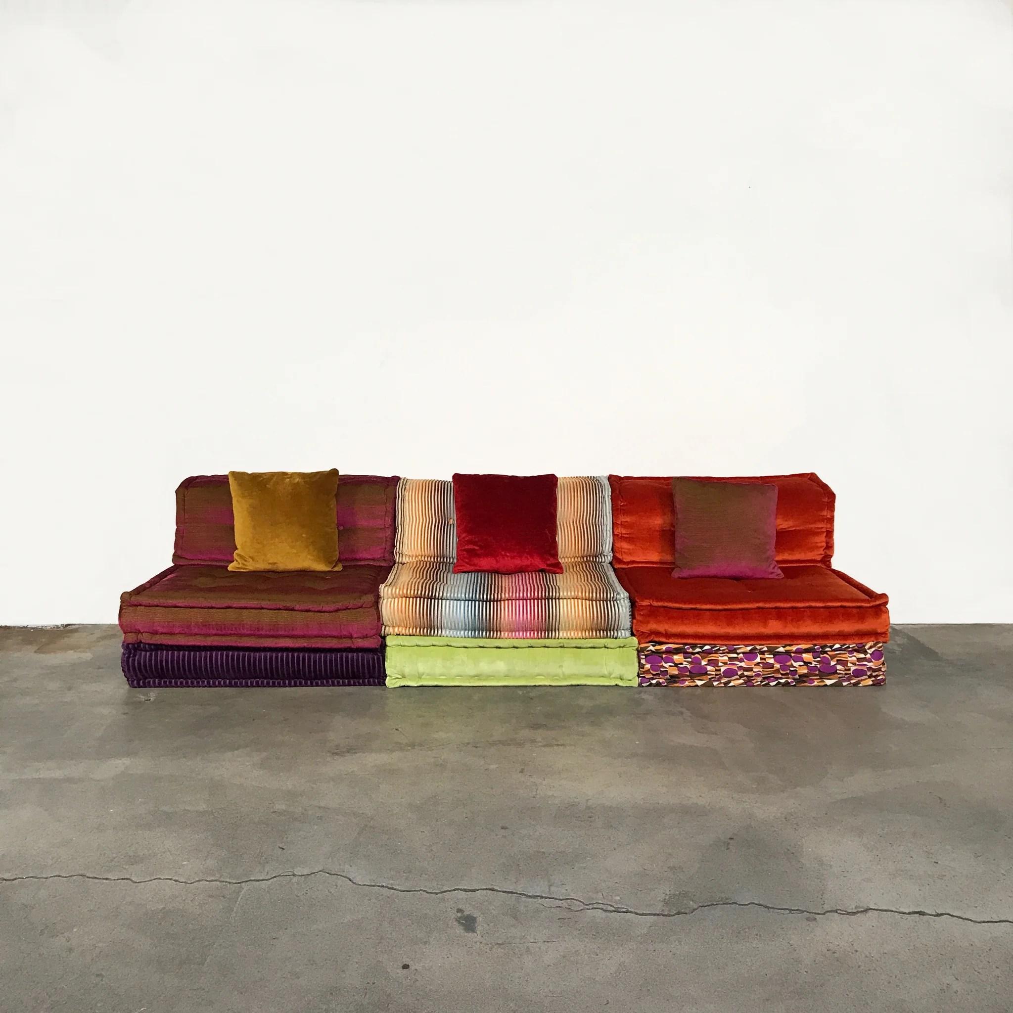 mah jong modular sofa preis big w bed roche bobois multi colored by hans