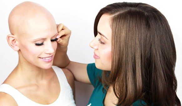 Thrive Causemetics makeup for cancer patients