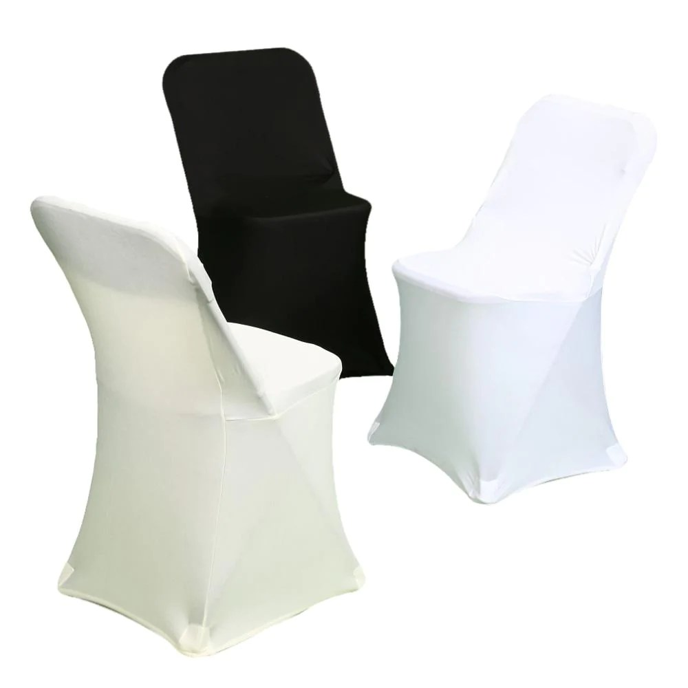 ivory chair covers spandex office chairs white leather party event folding cover www partymill com