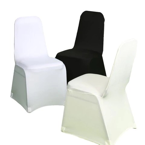 large banquet chair covers televue air review sashes www partymill com ivory spandex party event cover