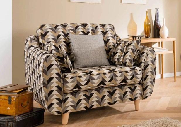 Snuggle Sofa Accent Chair Brokeasshome Com