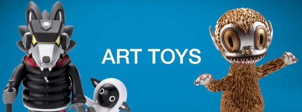Designer Art Toys - Kidrobot