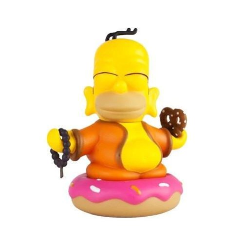 The Jesselton Girl Shopping: Find The Simpsons on Kidrobot