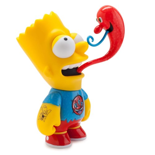"The Simpsons Kenny Scharf Bart 6"" Medium Figure"