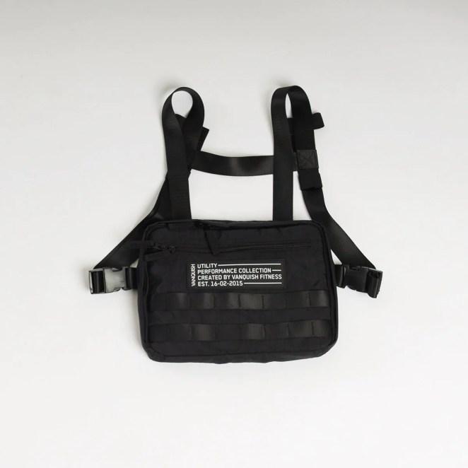 Vanquish Utility Chest Rig Bag