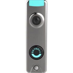 Ring Doorbell For Sale Directory Tree Diagram [skybell] Us Only - Skybell Trim Plus Wifi 1080p Hd Video Or $129usd + Free S/h ...
