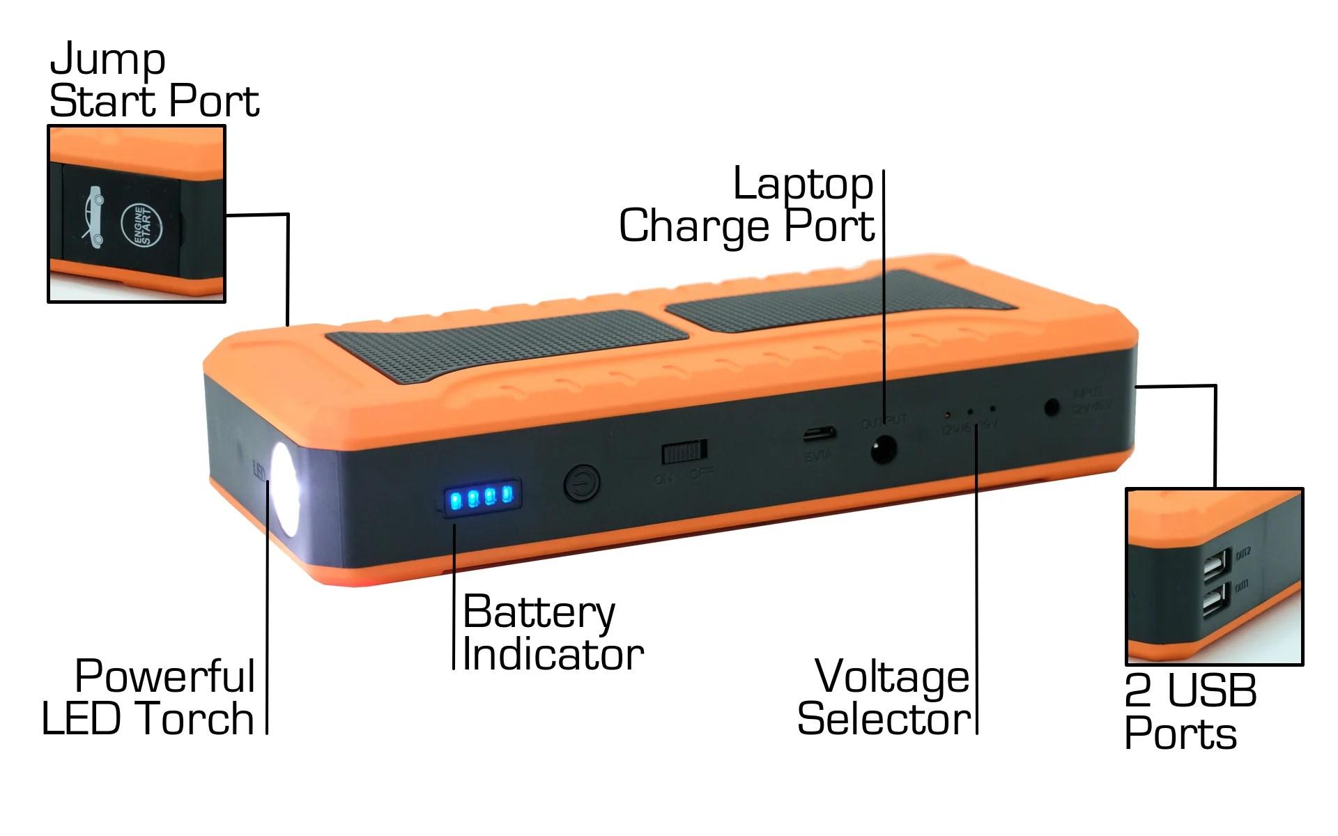 hight resolution of itech900a jump starter