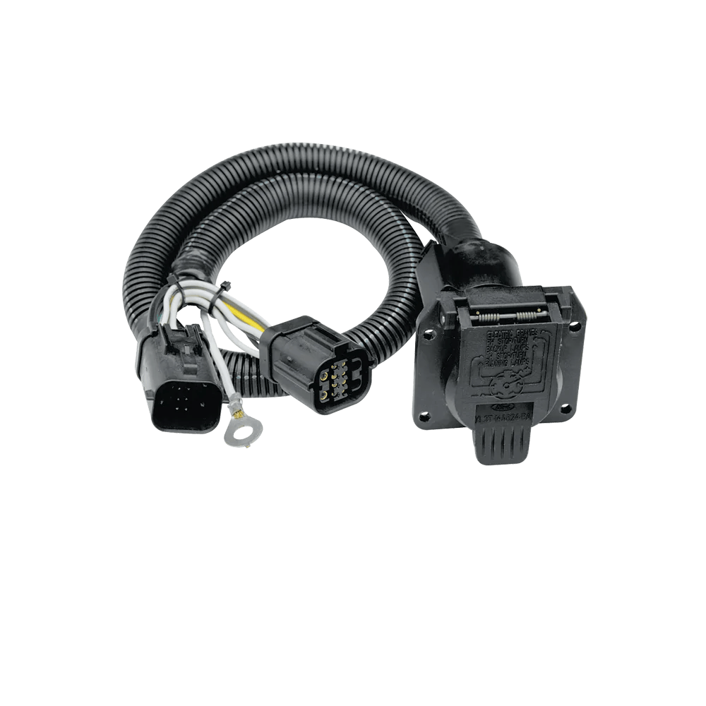tekonsha tow harness wiring package 97 04 ford f150 f250 118242 ez wheeler [ 1000 x 1000 Pixel ]