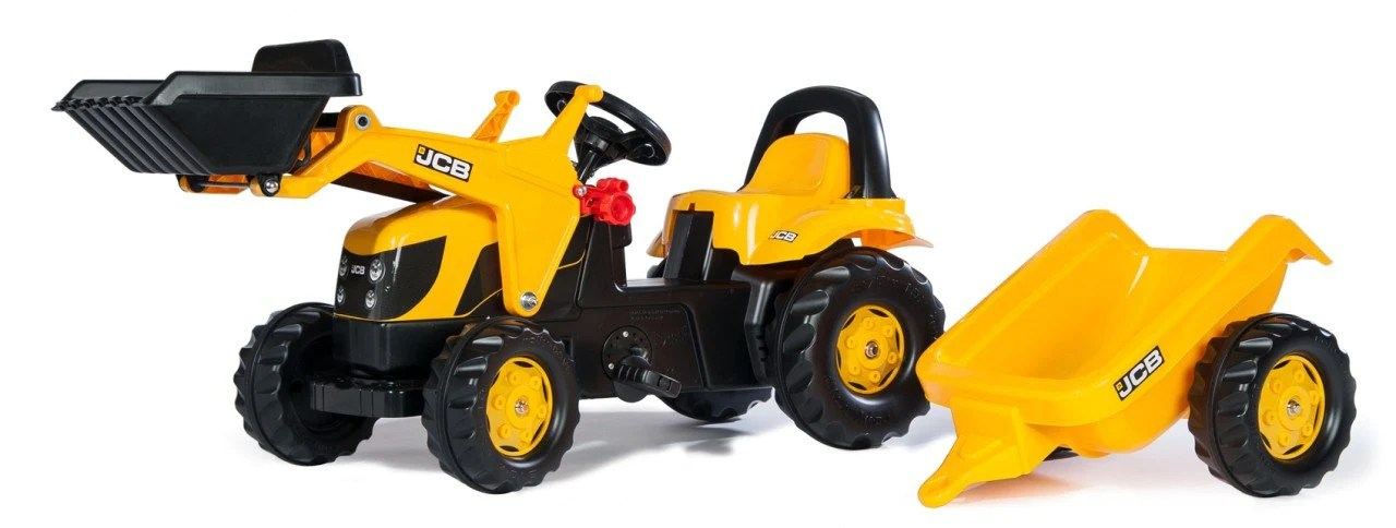 The main challenge many people with bad credit face when applying for a credit card is having a limited number of good options. Buy- Rolly JCB Tractor/Trailer/Loader|Kids Tractors| Monaghan Hire | Ireland