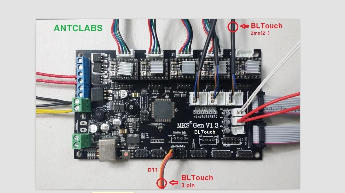 small resolution of bltouch help 3dprinting motorcycle contact point wiring diagram honda tmx 155 contact point wiring diagram