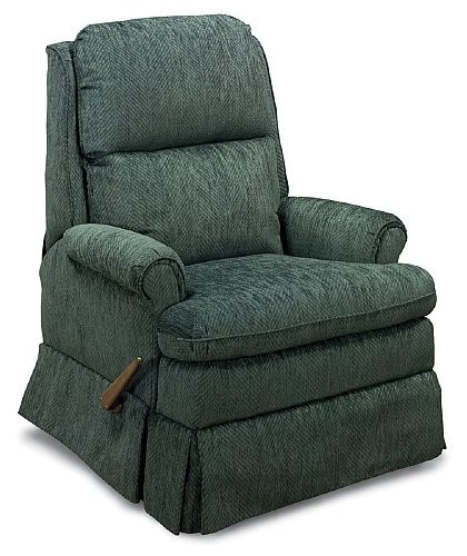 theater seating sofa sleeper red what colour cushions flexsteel 1217 swivel rocker recliner - master tech rv