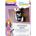 Invisible Heat Science Activity For Kids