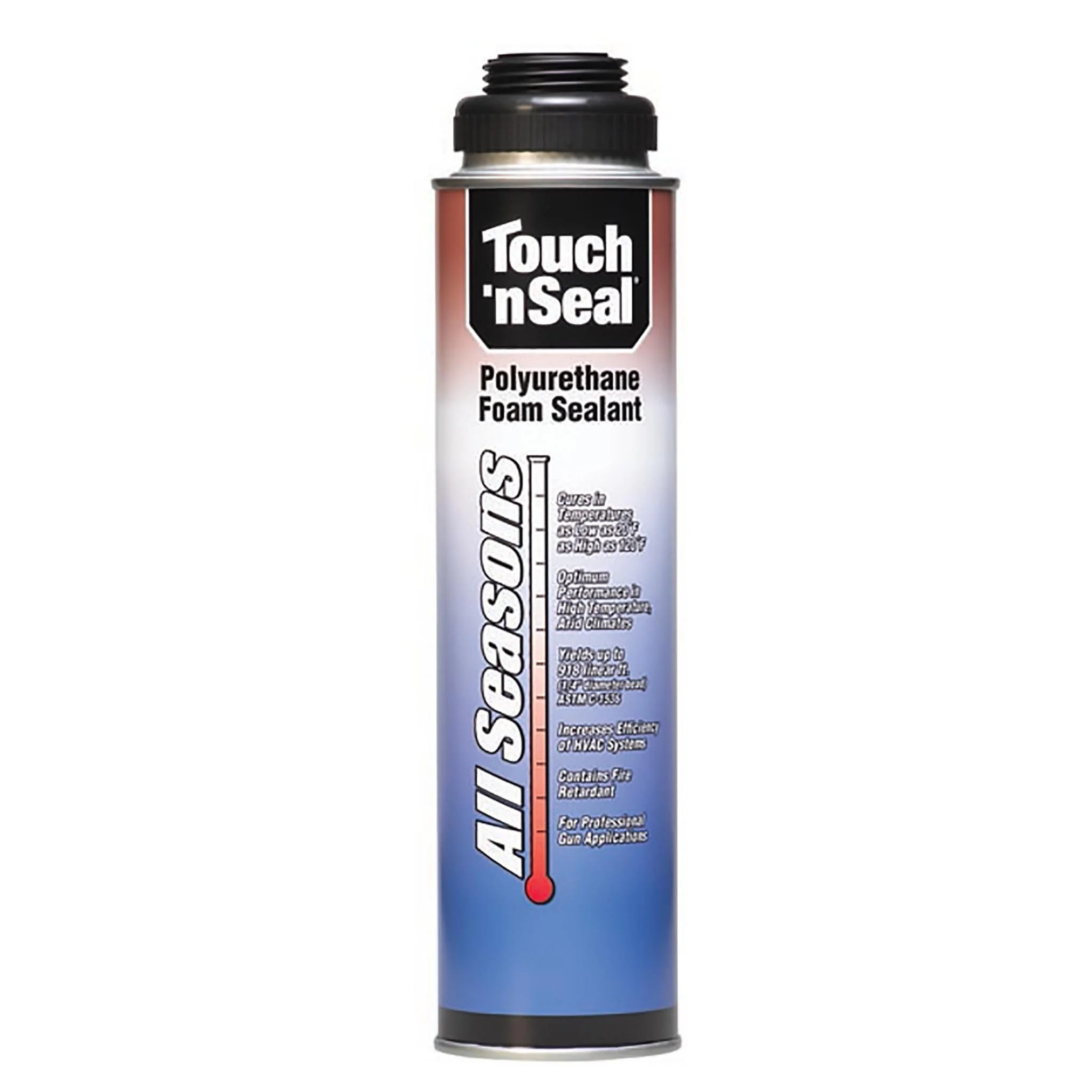 Touch 'n Seal All Seasons Polyurethane Foam Sealant  Api