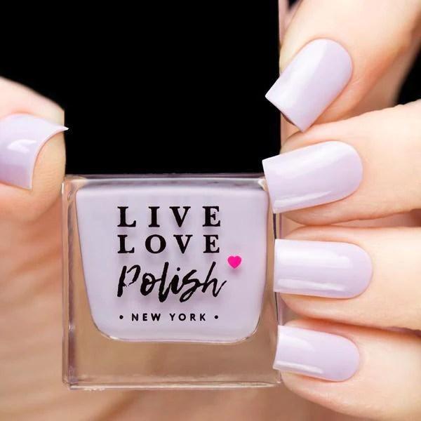 creme nail polish live