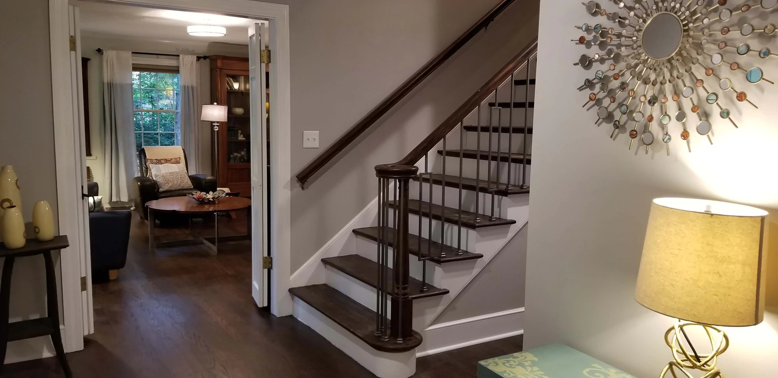 Stair Parts Usa Stair Supplies Staircase Parts Stairpartsusa Com | New Handrail For Stairs | Replacement | Split Level Foyer | Enclosed Staircase | Inside | Split Entry
