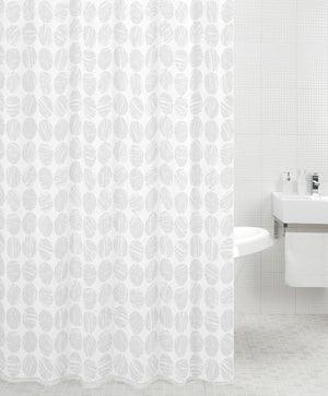 sabichi carrara shower curtain 105189