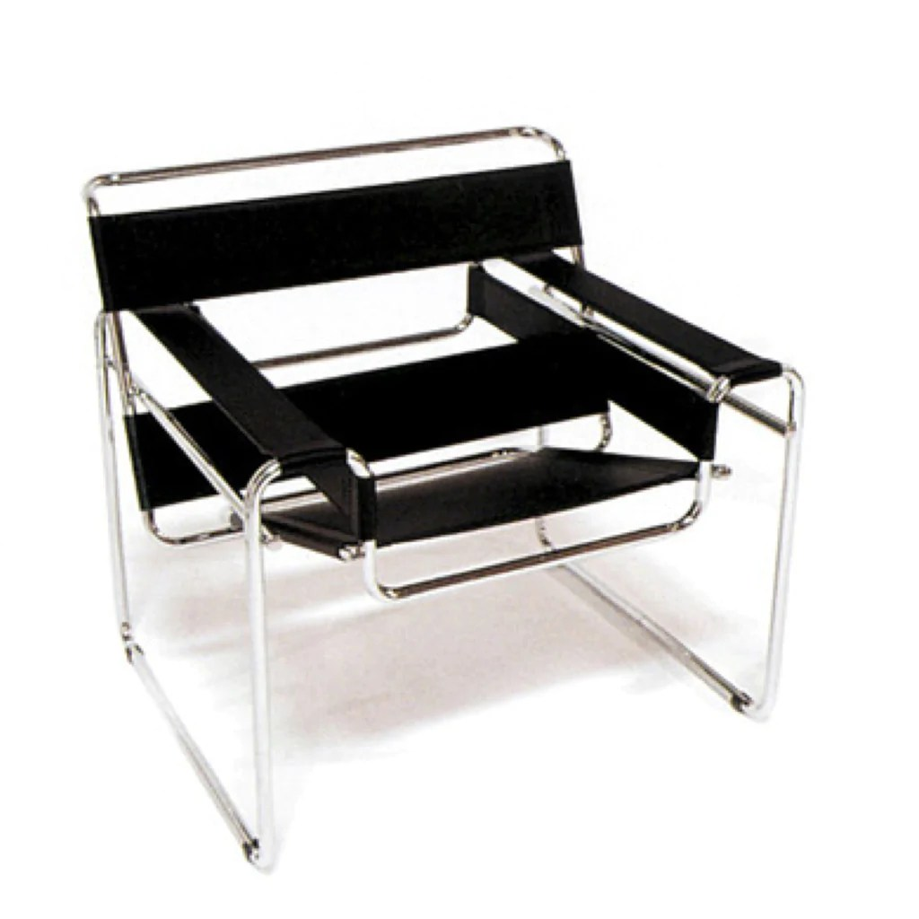 Wassily Chair Reproduction Tr40015 Marcel Breuer Style Wassily Chair Tabula Rasa