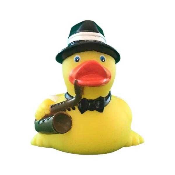Jazz Rubber Duck Buy Rubber Duckie Saxophone For Sale