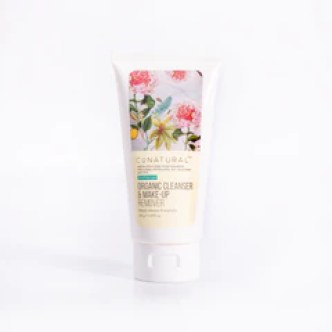Organic Cleanser & Makeup Remover