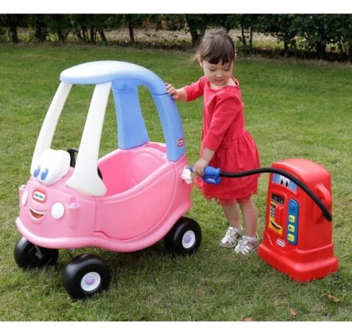 Little Tikes Pink Princess Cozy Coupe Ride on Car Bike