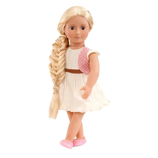 Our Generation Hair Play Doll Phoebe  Browns Toy Emporium