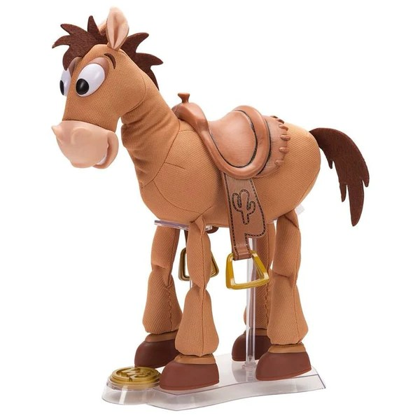 Toy Story Andys Toy Chest Bullseye the Horse Signature