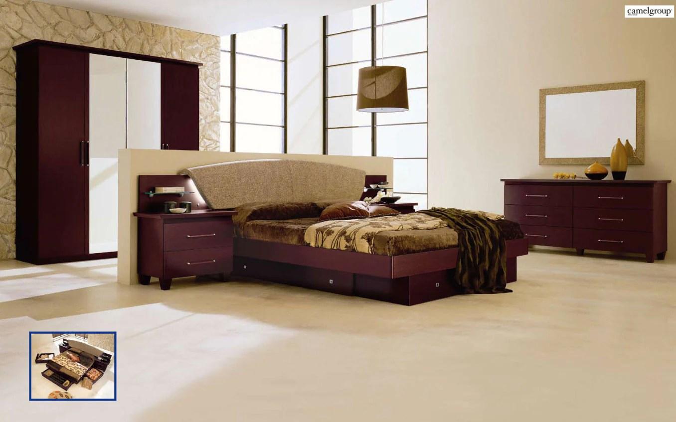 miss italia night 3 bedroom set by esf
