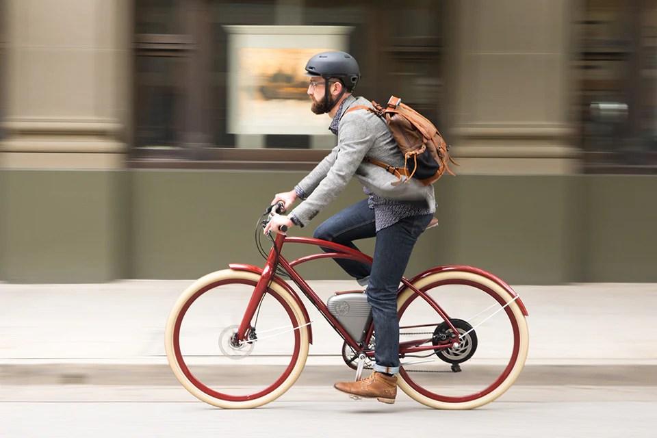 Pedal Assist Electric Bikes – Vintage