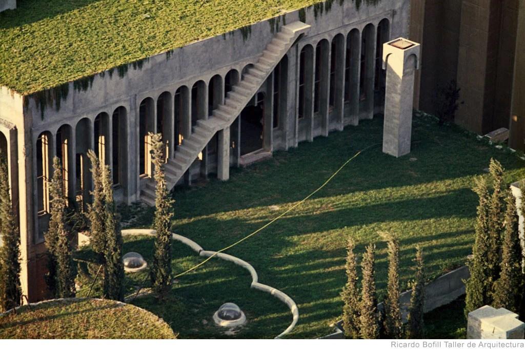 La Fabrica By Ricardo Bofill Taller De Arquitectura Do