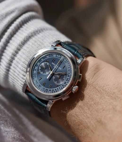 Patek Philippe 5070 Chronograph | Buy preowned Patek Philippe 5070