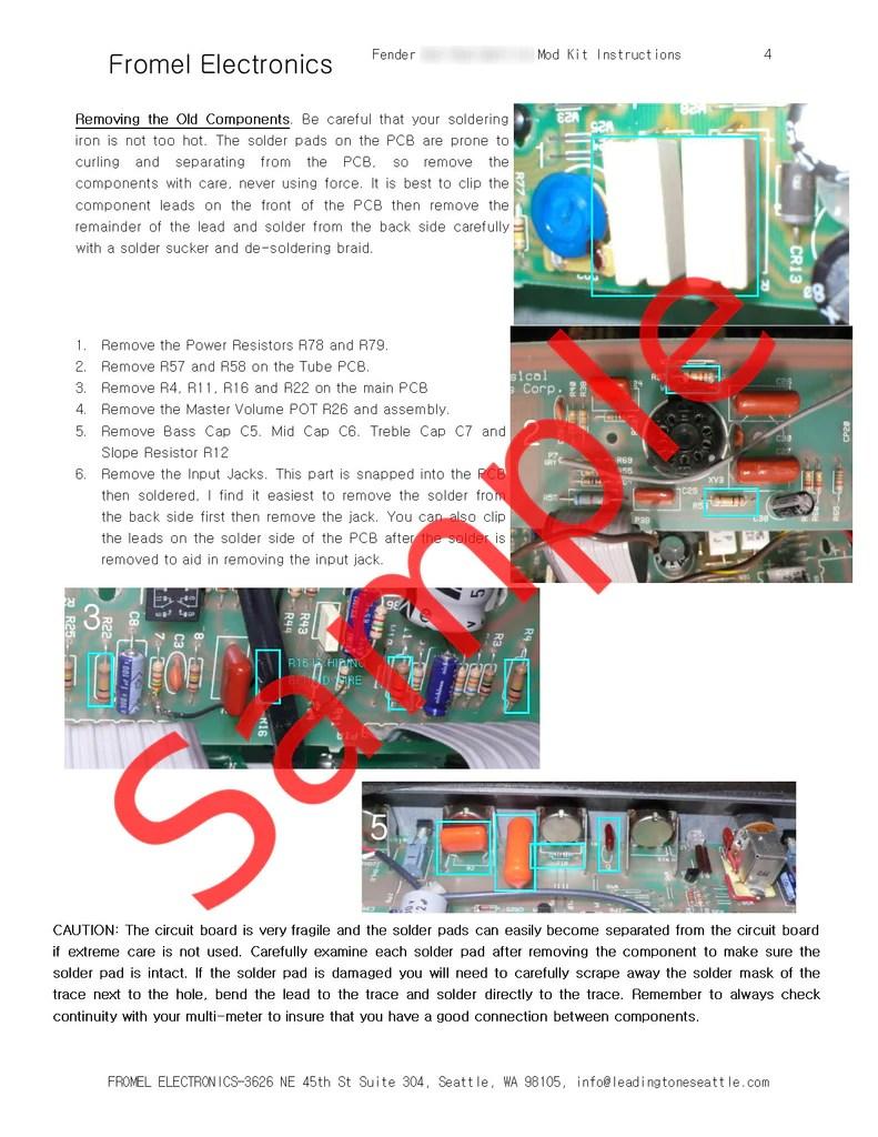 medium resolution of fender 68 custom deluxe reverb modifications