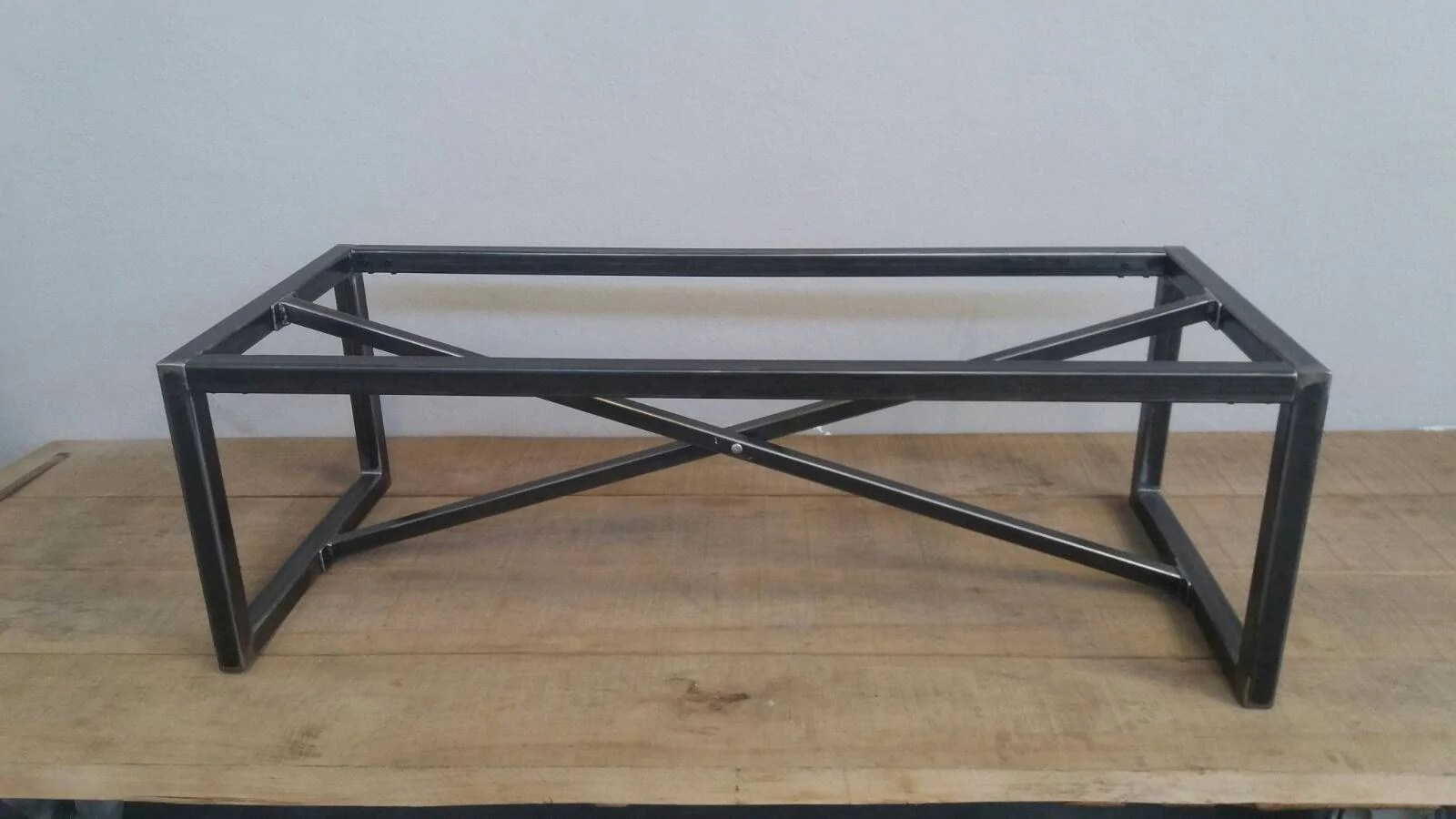 best modern metal table base and legs