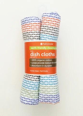 ReUsuable Tidy Dish Cloths Moonbird Designs