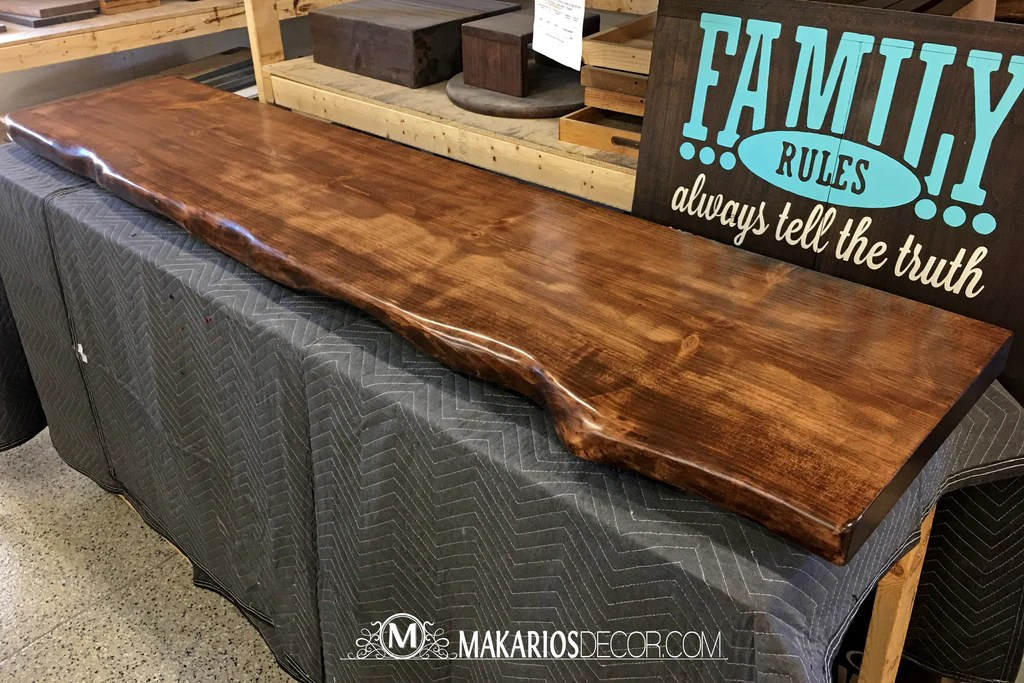 wood slabs for your home built by