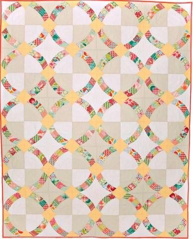 Metro Hoops (Paper Pattern)