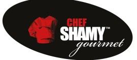 Black Chef Shamy Logo
