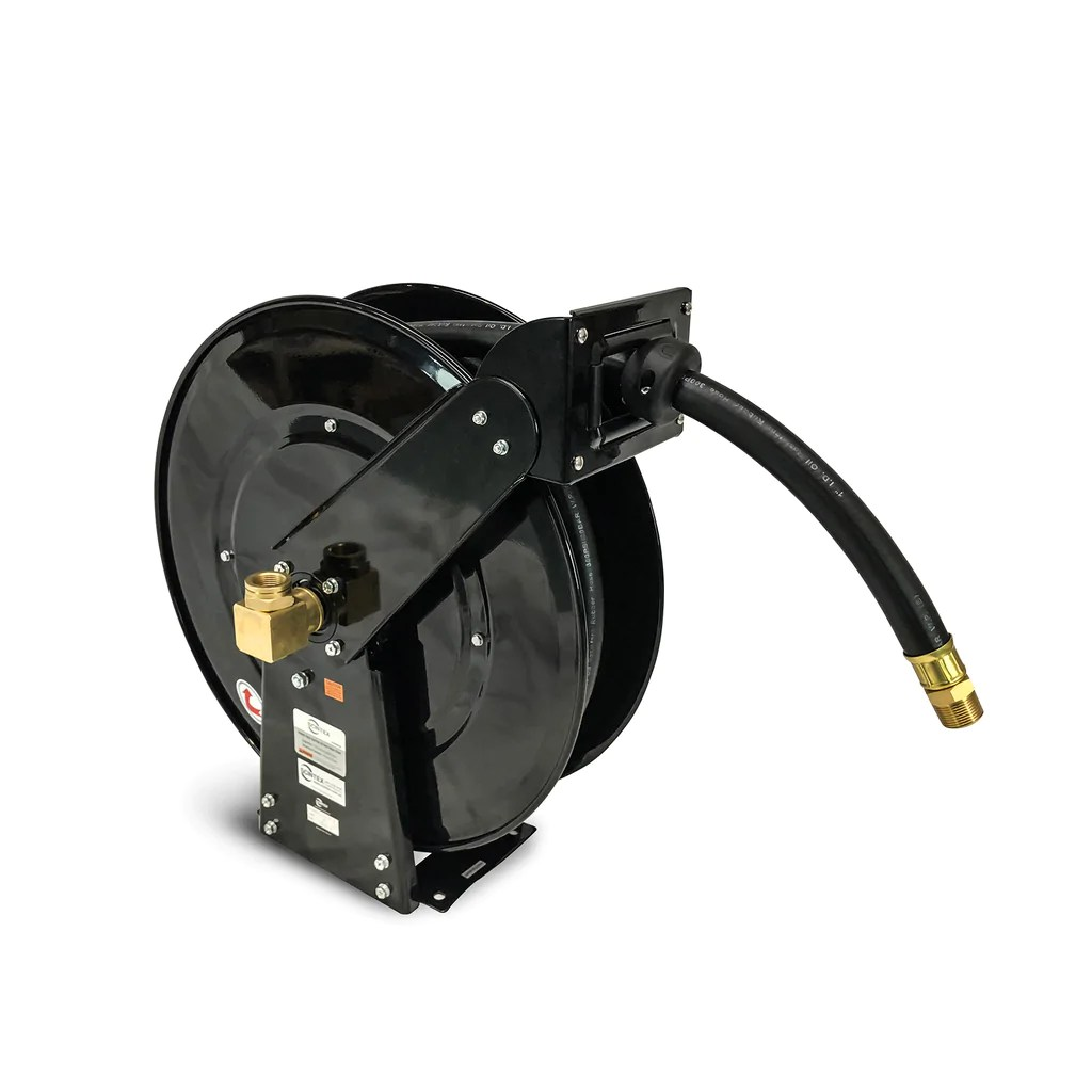 hight resolution of diesel petrol oil hose reels australia