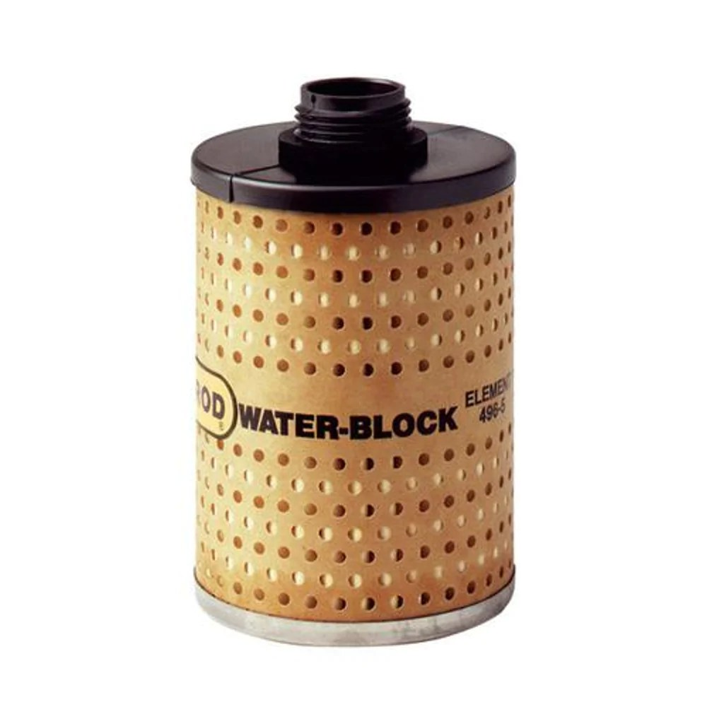 small resolution of golden rod water block filter element