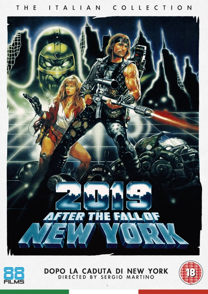 Image result for 2019, After the Fall of New York