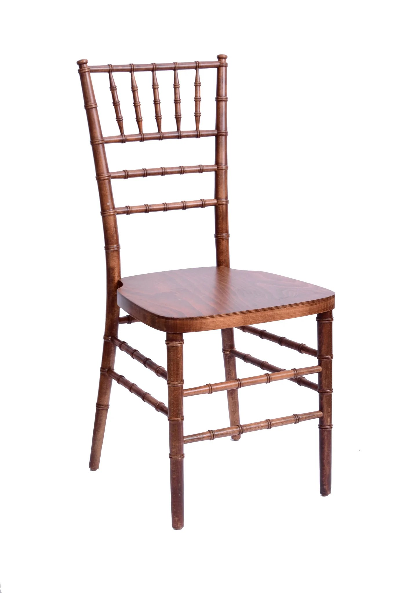 Party Chairs For Rent Party Rental Products Fruitwood Light Ballroom Chairs