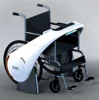 19 Futuristic Concept Wheelchair Designs  KD Smart Chair