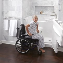 Transfer Shower Chair Target High Chairs Tips For Having A Wheelchair Accessible Home – Kd Smart