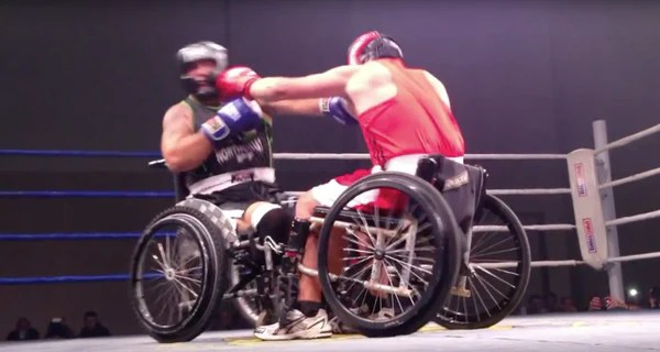 Wheelchair Boxing Increasing in Popularity  KD Smart Chair