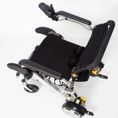 Portable Back Support For Chair Best Chairs Recliner Lightweight & Foldable Power Wheelchair – Kd Smart