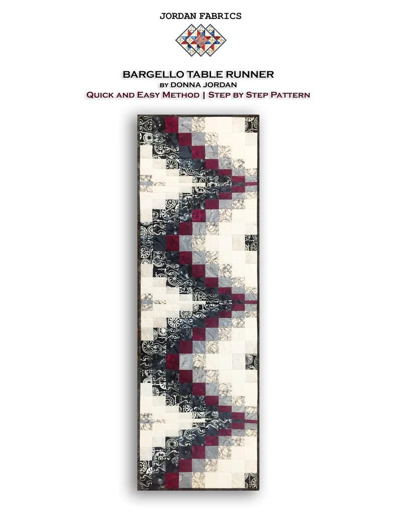 Free Bargello Quilt Patterns : bargello, quilt, patterns, Bargello, Pattern, Jordan, Fabrics